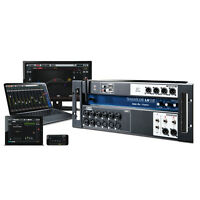 Soundcraft Ui16 16-Input Remote-Controlled Digital Mixer w/ Preamps WiFi Effects