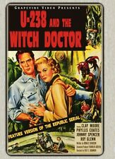 U-238 & The Witch Doctor (1966) (2015, DVD NIEUW)