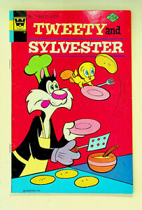 Tweety and Sylvester #40 - (1974, Whitman) - Good/Very Good
