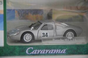 PORSCHE 904 GTS #34 LE MANS 1964 CARARAMA  HONGWELL SEWALED IN BOX 1:43
