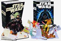 Starwars Pop Up Book Lot Matthew Reinhart Robert Sabuda New