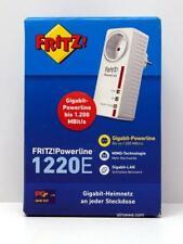AVM FRITZ!Powerline 1220E Einzeladapter - Ausstellungsstück
