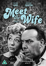 Meet the Wife : Series 1 - 5 All Remaining Episodes (NEW & SEALED)