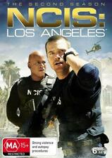 NCIS LA: LOS ANGELES Seasons 1 - 2 : NEW DVD