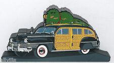 BRINGING HOME THE TREE #TSN14 Woody Station WAGON Shelia's Made in Charleston SC