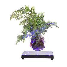 woodlev Magnetic Maglev Levitate Levitation Float Disc Plate LED Holder Display
