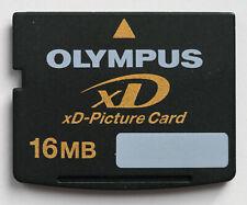 Olympus xD-Picture Card Speicherkarte 16MB