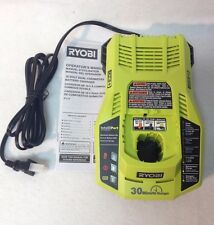 RYOBI P117 NEW 18 V 18 VOLT DUAL CHEMISTRY LITHIUM NICAD 30 MIN BATTERY CHARGER