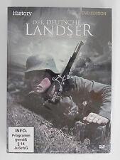 DVD Der Deutsche Landser Unveröffentlichtes Material History Neu