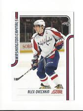 2011-12 Score Glossy #456 Alexander Ovechkin Capitals