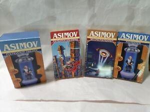 The Foundation Trilogy Bantam Box Set - Isaac Asimov -Vintage PB