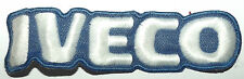 IVECO Original Vintage 1980`s Embroidered Sew On Patch Van Lorrie LKV Driver