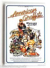 American Graffiti FRIDGE MAGNET (2.5 x 3.5 inches) movie poster george lucas