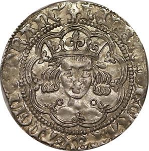 1422-27 Henry VI Groat