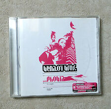 "CD AUDIO/ BENASSI BROS. ""...PHOBIA"" CD ALBUM 12T 2005 AIRPLAY RECORDS 982 818 1"