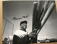 Willie Mays Signed 8x10 Photo Autographed Say Hey Authentic San Francisco Giants