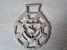 Collectable Horse Brass, Ship Anchor Design.