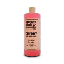 POORBOYS Cherry Désodorisant autorisé POORBOYS Stockiste