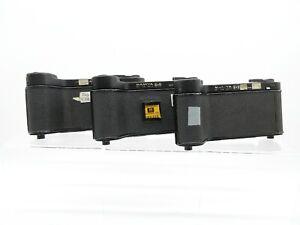 3x Mamiya 6x9 Filmmagazin Rollfilmmagazin Adapter Film Back