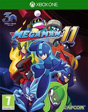 Megaman 11 Xbox One It Import Capcom