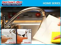 INSTANT-OFF 500 CFLOW Automatic Faucet Control for Kitchens - Stops Wasted Water