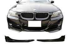 für BMW E90 E91 LCI Limousine 2x Carbon Front 08-2011 anpressdruck flaps hekkspo