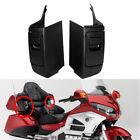 Black Trunk Side Pocket Saddlebag Fit For Honda Goldwing GL1800 GL 1800 06-17 16