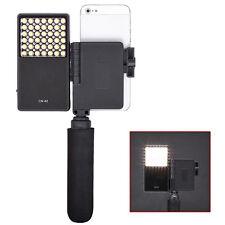 Panneau LED Lampe Torche avec Poignée Grip  pour Smartphone Mobile / iPhone
