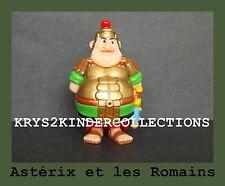 """Jouet kinder Astérix  et les Romains """" Caius Faipalgugus """"  France 2003 +BPZ"""