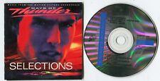 OST Soundtrack Promo-CD DAYS OF THUNDER 1990 TINA TURNER elton john GUNS N ROSES