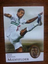 2013 Futera Unique Soccer Card- Portugal NANI Mint