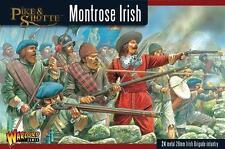 Warlord Pike & Shotte - Montrose Irish (24) 28mm ECW Metal Royalist Infantry