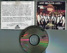 Bobby Morris New Orleans Jazz Band CD Las Vegas and all that jazz USA 22354-cd
