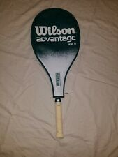 Wilson Advantage 95 High Beam Tennis Racket - Used Very Nice Condition