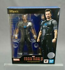 SH S.H. Figuarts Tony Stark Iron Man 3 BANDAI Spirits Japan NEW (c)
