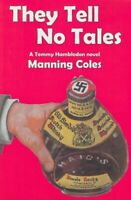 They Tell No Tales (Rue Morgue Vintage Mysteries) by Coles, Manning Book The