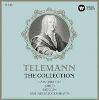 The Telemann Collection - Telemann - la Collection Neuf CD