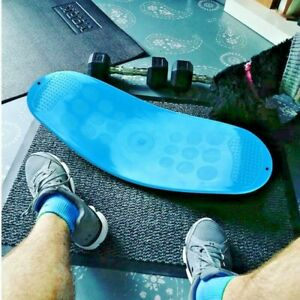 Twisting Fitness Balance Board Abs Workout Yoga Gym Exercise FREE MAT