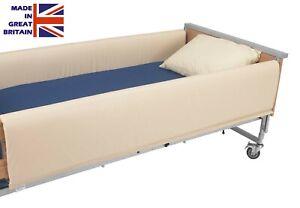 Conventional Cotside Bumper - Split Base - Profile Bed Rail Guard - Patient Care