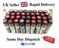 !!RRP£7.99!! Cheap Revlon Super Lustrous Lipstick, Sealed - 4.2g - 52 shades