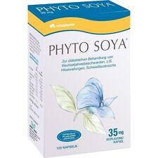 PHYTO SOYA 35 mg cápsulas - 120 pieza PZN4221235