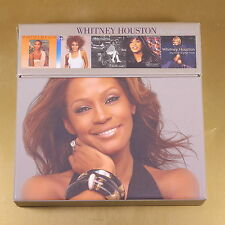 WHITNEY HOUSTON - THE COLLECTION - 5CD - 2010 SONY - OTTIMO CD [AN-149]
