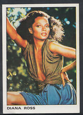 Panini 1980 Rock & Pop Collection - Sticker No 93 - Diana Ross   (S70)