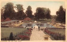 POSTCARD   SURREY  GUILDFORD    The  Lido  from  South