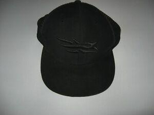 Sitka Snap Back Mesh Shooting Hunting Cap Hat Black