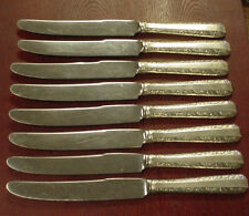 """1 TOWLE CANDLELIGHT STERLING SILVER """"NEW FRENCH HOLLOW"""" KNIFE  8-3/4"""""""