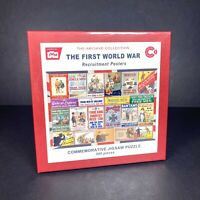 The Archive Collection First World War Recruitment Poster Jigsaw Puzzle 500 NEW