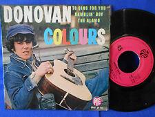 DONOVAN colours EP PYE 24153   EXC