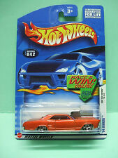 BUICK '64 RIVIERIA HOT WHEELS 2002 BLISTER US 1/64 3 INCHES