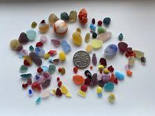 Sea Glass - Rare Colours, Multi's & Milk Glass
